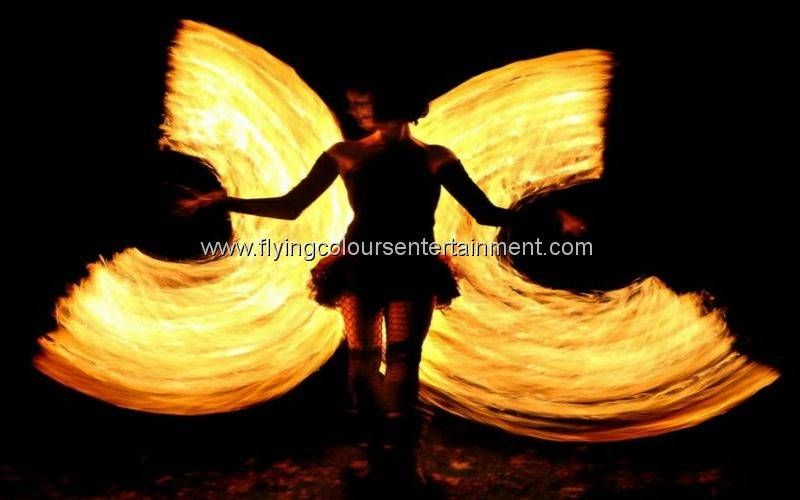 Fire Spinning Act