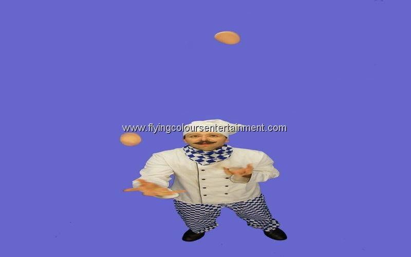 Chef Juggler